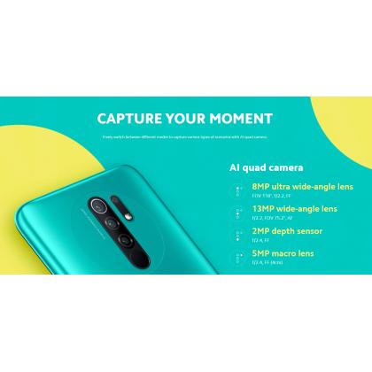 [NEW] Xiaomi Redmi 9 [4GB+64GB]